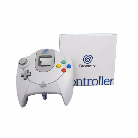 Obrazek Sega Dreamcast - oryginalny pad !Stan fabryczny!