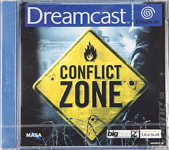 Obrazek Dreamcast, Conflict Zone
