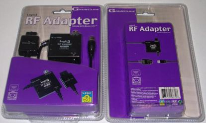 Obrazek Adapter antenowy do gamecube
