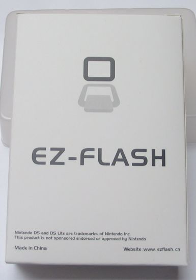 Obrazek EZ Flash 4