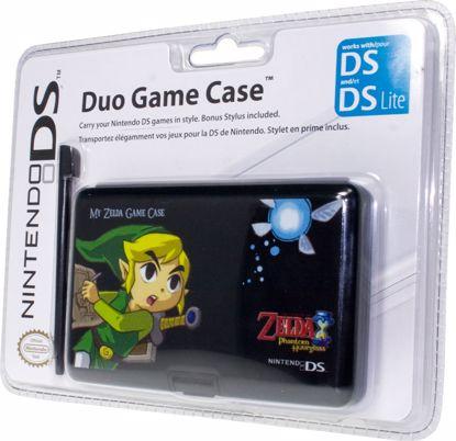 Obrazek Zelda Duo Game Case -pudełko na gry + stylus