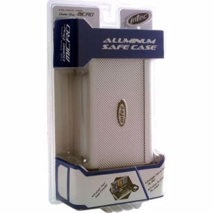 Obrazek Aluminiowy kuferek do GBA Micro