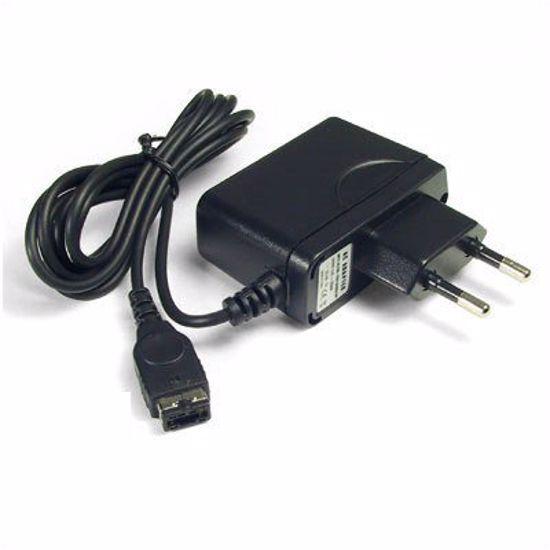 Obrazek Zasilacz sieciowy GBA SP/NDS