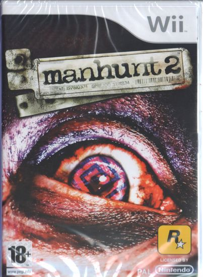 Picture of Wii Manhunt 2