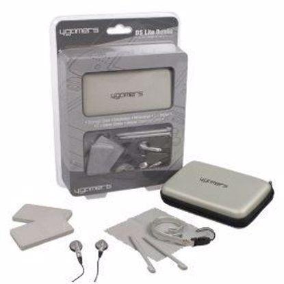 Obrazek Zestaw akcesoriów DS Lite 8in1